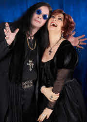 The best Ozzy and Sharon Lookalikes in the business