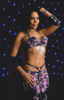 Diana Bellydancer Derby Midlands - to book contact www.circusperformers.co.uk